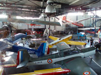 picture of aircraft museum